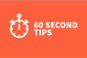 60-second-tips
