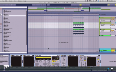 Beat Repeat: Ableton