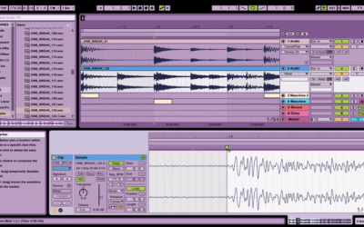 Drum & Bass Drum Processing [all DAW software]