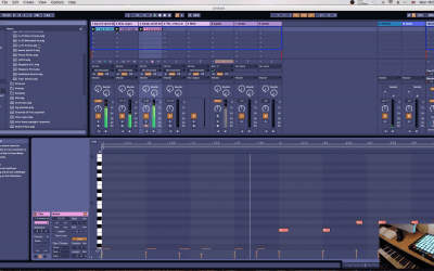 Looping: Ableton