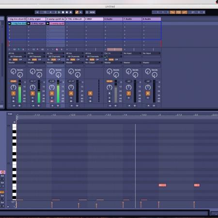 Looping In Ableton