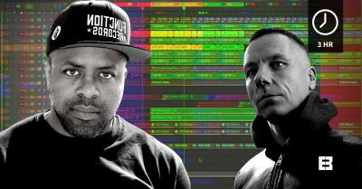 Mixing & DIY Mastering: Halftime Drum & Bass – Digital, Amit & Nomine Aka Outrage Collaboration Track