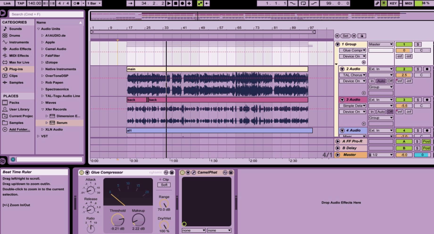 Vocal Processing
