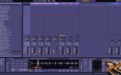 Looping: Ableton
