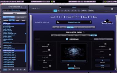 Granular Synthesis: Omnisphere 2