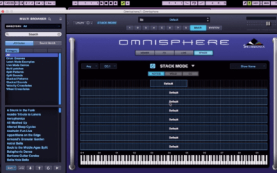 Spectrasonics Omnisphere Archives - Education & Bass