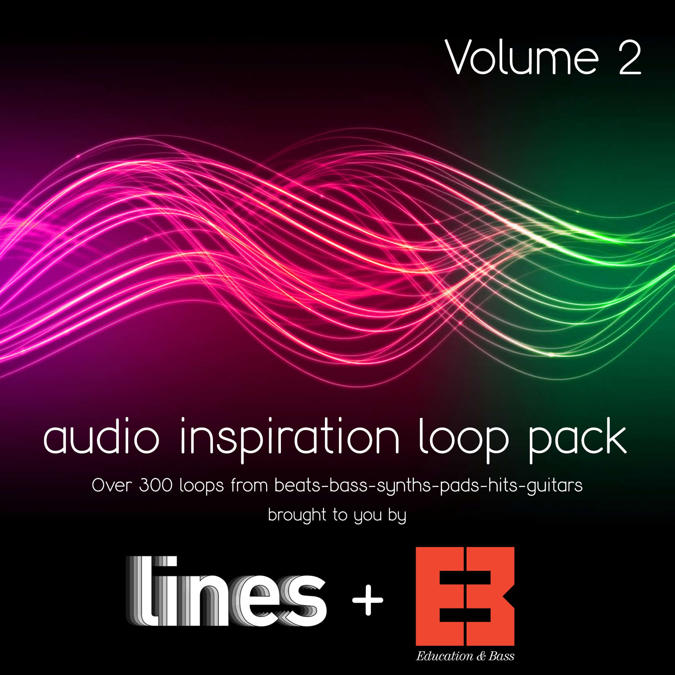 Lines Sample Pack 002