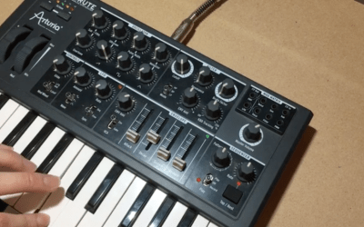 An Introduction To Synthesis: MicroBrute