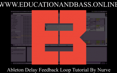 Delay Feedback Loop: Ableton