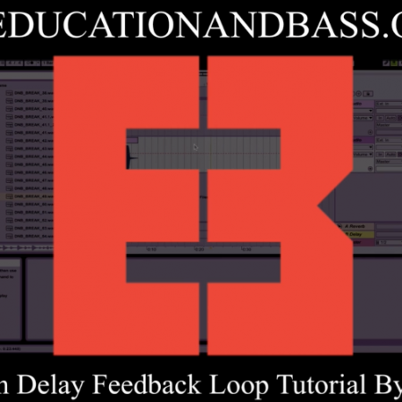 Ableton Delay Feedback Loop Tutorial By Nurve