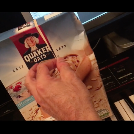 The Making Of A Track From Start To finish Using A Cereal Box By Timo Garcia Aka Nolan