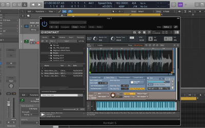 Chopping Up Jungle Breaks In Kontakt By Nomine Aka Outrage