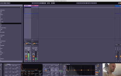 Creating A Synth Bass: Ableton Operator
