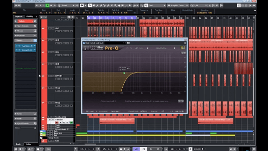 Creating An In Depth Deep Dubstep Track With Cubase