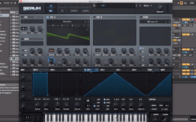 Creating An 'Uprise' With Serum