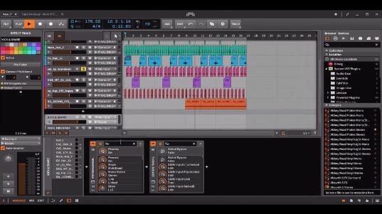 Drum Processing: Drum & Bass