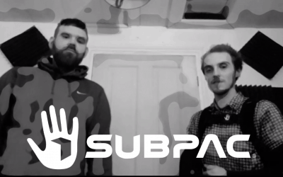 SubPac (M2X) Demonstration By LSN: Side Chaining Your Bass