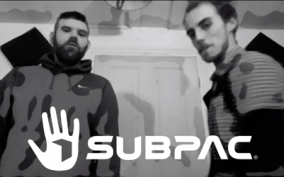 SubPac (M2X) Demonstration: Side Chaining Your Bass