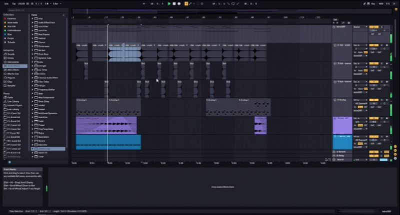 Deep & Dark Dubstep – Part 5: Arranging The Second Drop And Mixdown (Project Files In Description)