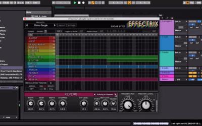 Sound Designing W/ Effectrix By Sugar Bytes