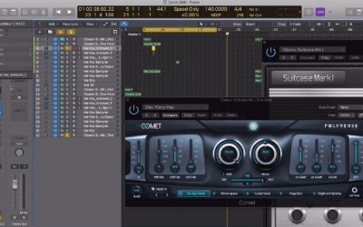 Sound Design W/ 'Comet' By Polyverse Music