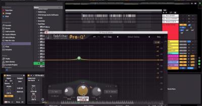 Dynamic EQ | Pro-Q 3 & Trackspacer