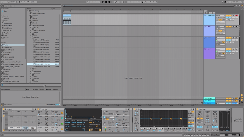 How To Make An EDM Track [3 Hrs / 16 Part Course | Project File In Description]