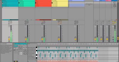 D&B Song Arrangements | 8 Bar Switch