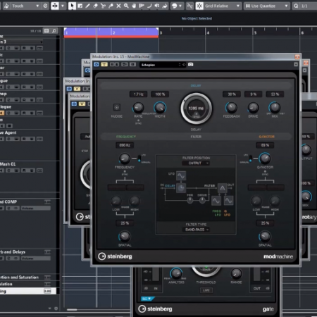Cubase | Stock Instruments & Effects