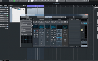 Cubase | Channel Strip