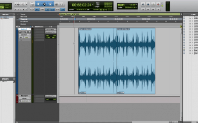 Pro Tools | Tab to Transient