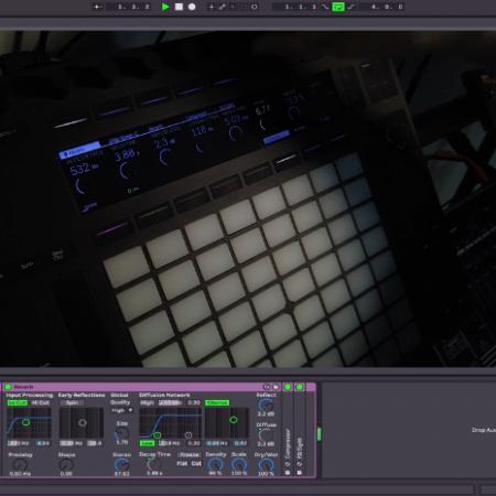 Ableton | Max4Live | GM Vowel Filter