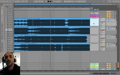 Setting Up Ableton For Track Referencing