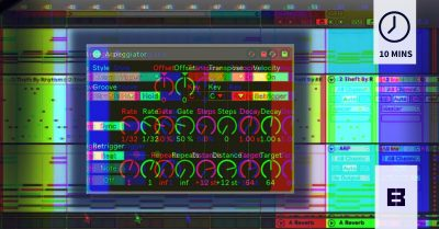 Using Randomness for Melodies